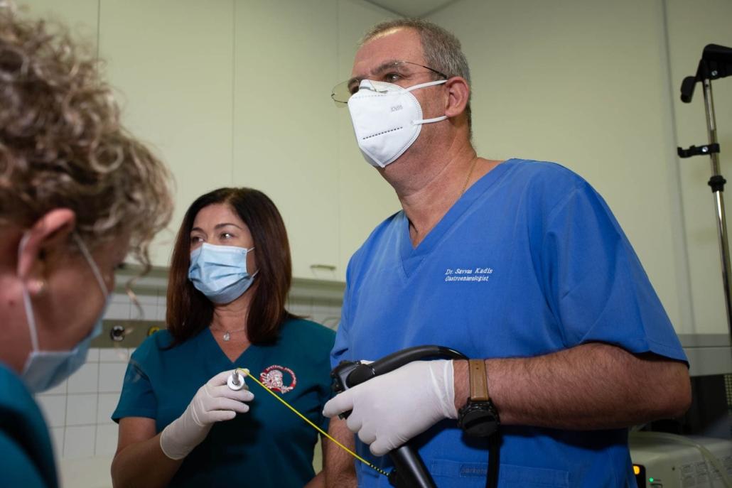 Dr Kadis is a private Gastroenterologist – Hepatologist