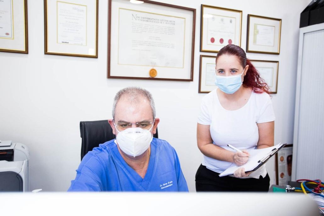 Ο Δρ Καδής είναι ιδιώτης Γαστρεντερολόγος – Ηπατολόγος, Λευκωσία, Κύπρος